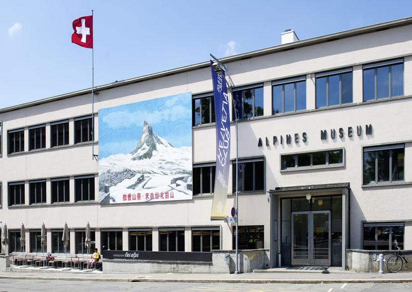 Picture/Copyright: Alpines Museum der Schweiz
