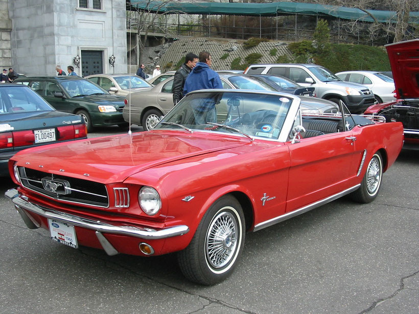 Mustang '65  ¤