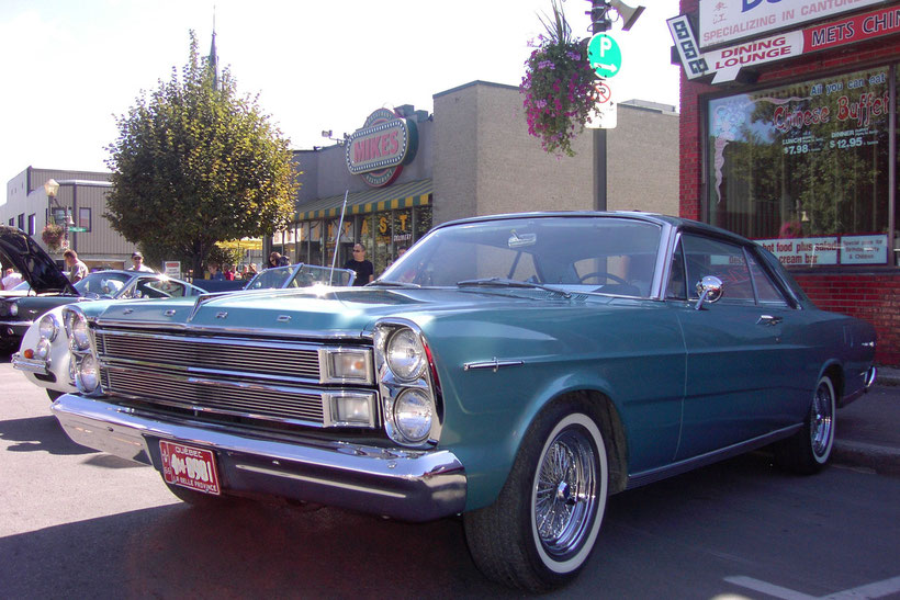 Ford Galaxie 500 XL 1966