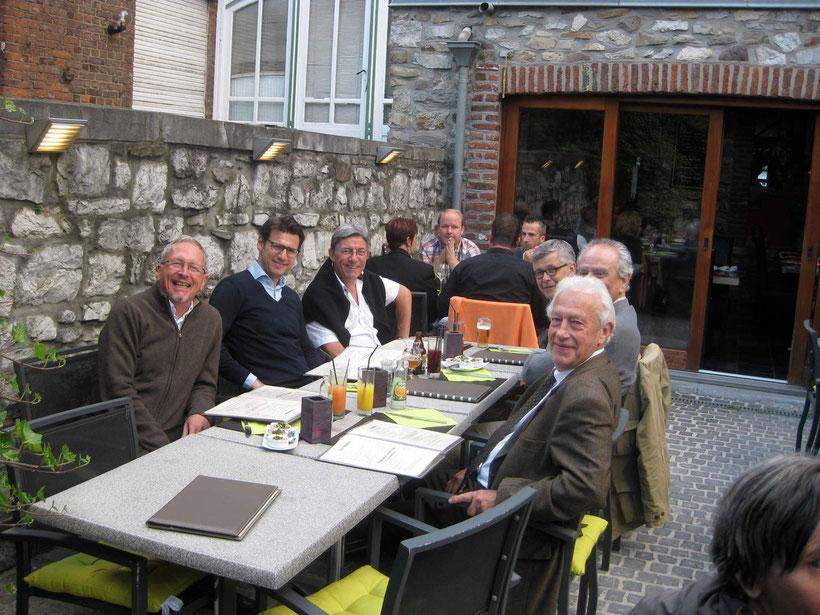 Notre réunion conviviale du 18 juin 2014