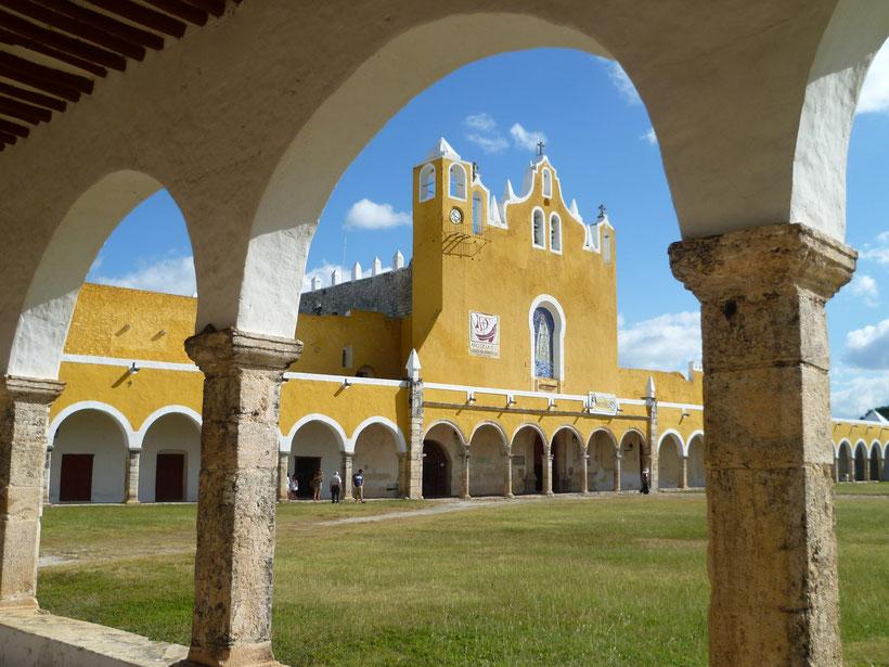 Convent  in Izamal