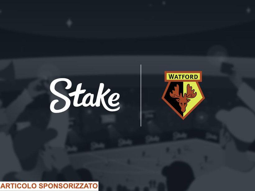 watford FC stake.com collaborazione