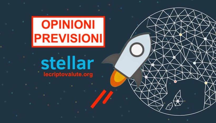 come comprare stellar lumens opinioni criptovaluta valore previsioni