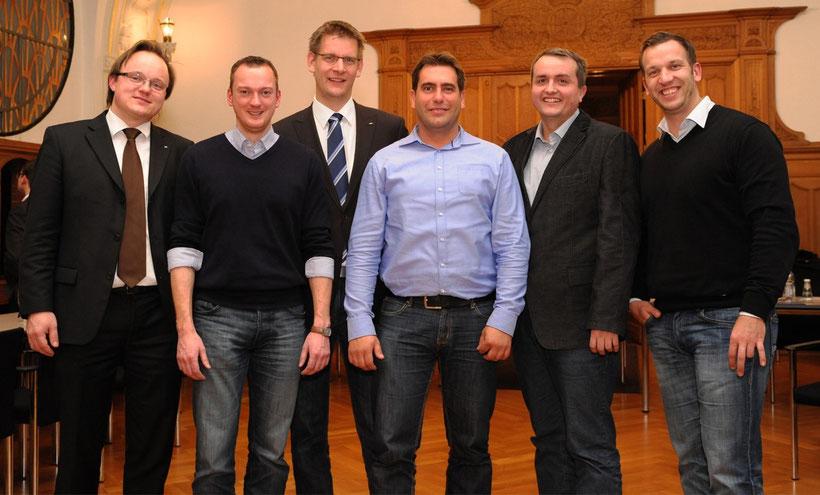 Vorstandswahl WJH 2013