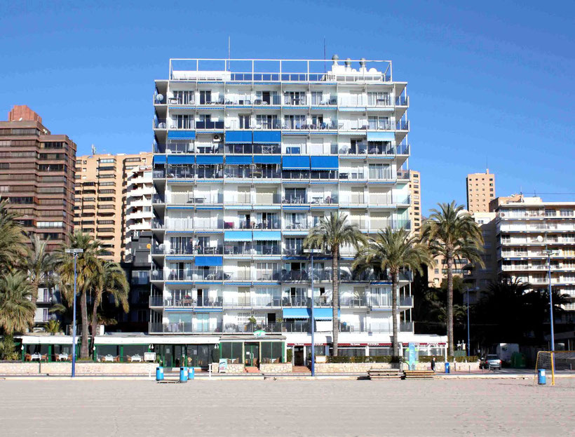apartments benidorm
