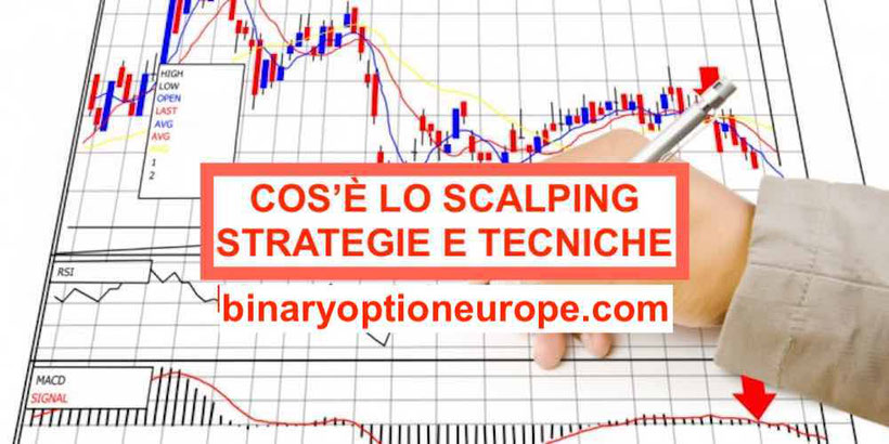 come fare Scalping significato tecniche scalping forex trading