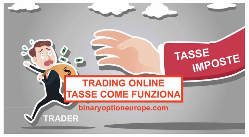 Trading online tasse regime dichiarativo come funziona guida completa
