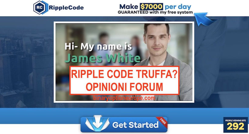 ripple code truffa opinioni recensioni