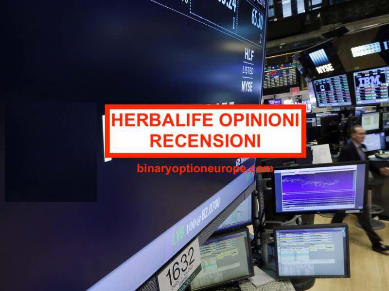 herbalife opinioni recensioni funziona prodotti denuncia schema piramide