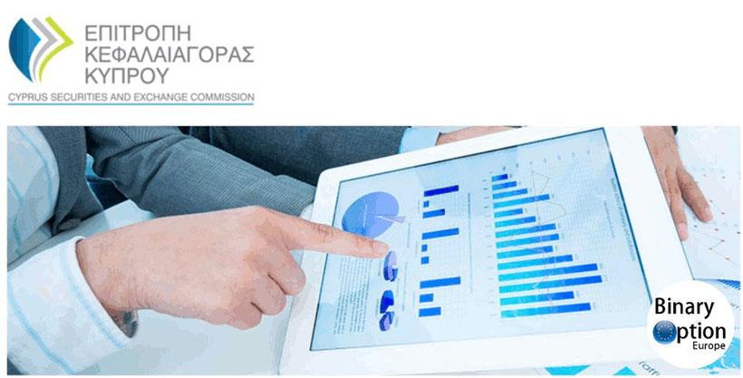 CySEC ente di regolamentazione europeo opzioni binarie mercati finanziari