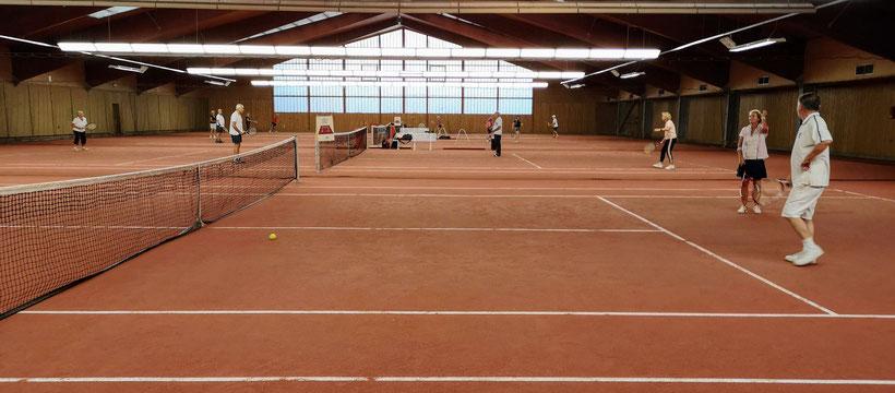 Tennishalle Scharbeutz