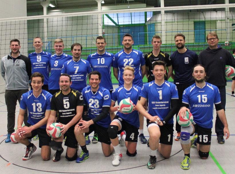 Oberliga 2017/2018 (2. Platz, Aufstieg in die Regionalliga West)