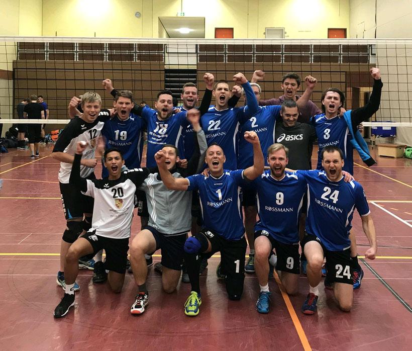 3. Mannschaft 2017//2018 (Aufstieg in die Landesliga)
