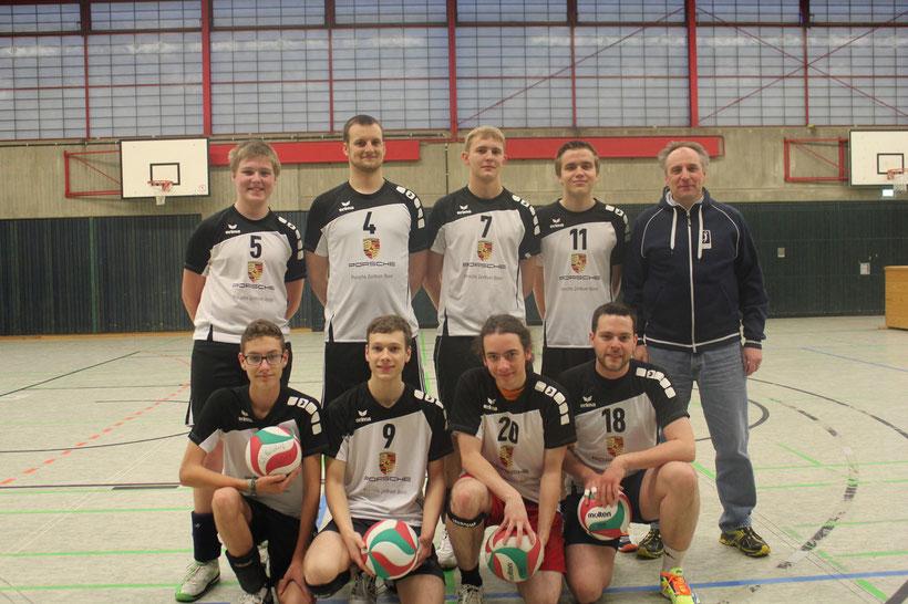 Herren III BK 2014/2015 (Tus Buisdorf mU18+U20 uvm)