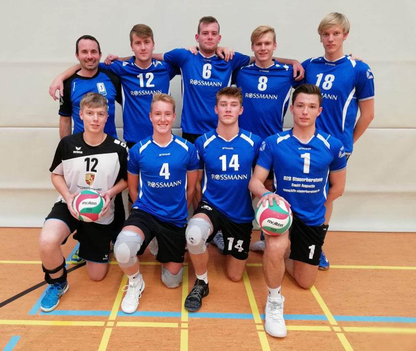 mU20 2017/2018 NRW-Liga (5. Platz), WDM 2018 (7. Platz)
