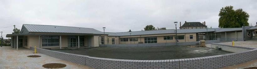 Groupe scolaire Les Aix d'Angillon