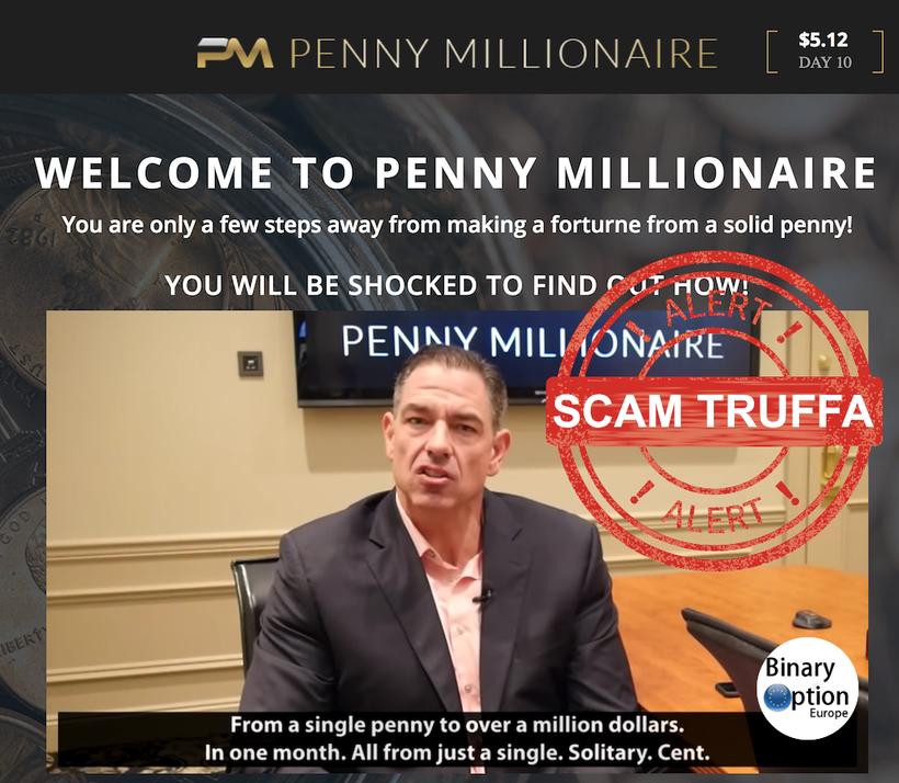 penny millionaire truffa recensione opinioni