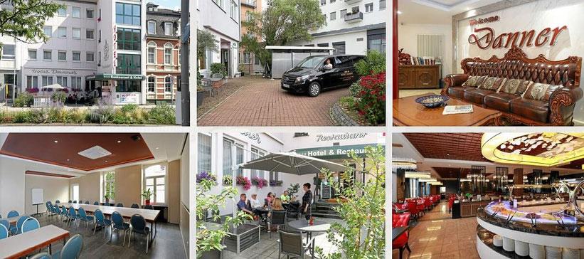 Hotel Danner und Restaurant Fudu in Rheinfelden