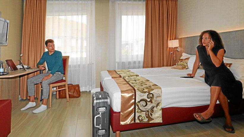 Hotel Rheinfelden Zimmer mit Klimaanlage