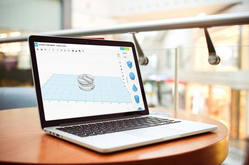 Software gratuiti per la modellazione 3d tutto per la for Programmi 3d gratuiti