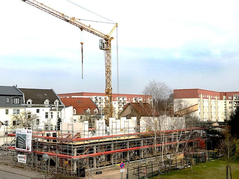 bauleitung bauzeit berlin mehrfamilienhaus neubau
