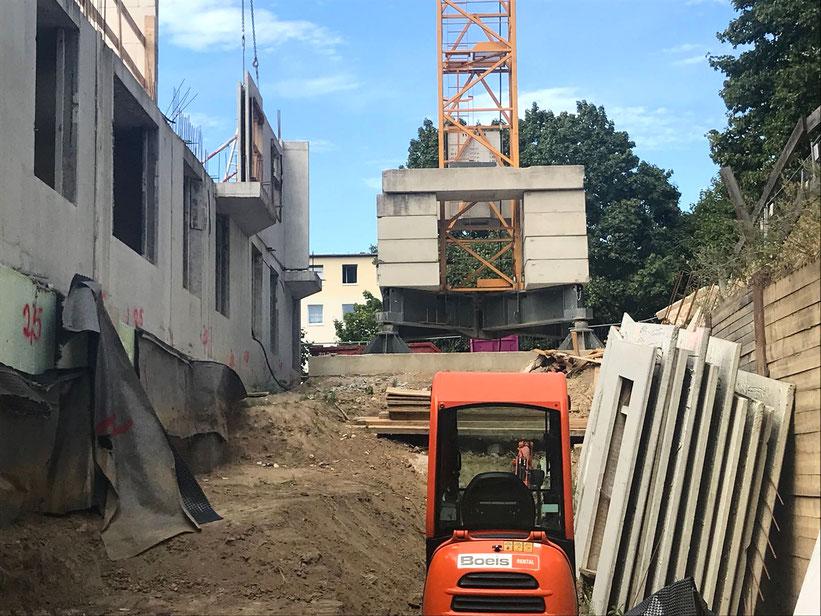 bauzeit berlin GmbH, Bauleitung, Ausschreibung, Vergabe und Bauleitung aller Gewerke, Umsetzung der Planung, Qualitäts- und Bauzeitüberwachung, Aufmaß, Abnahmen und Prüfungen, Gewährleitungsmanagment