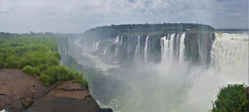 Parque Nacional Iguazu Caratas Inguazu
