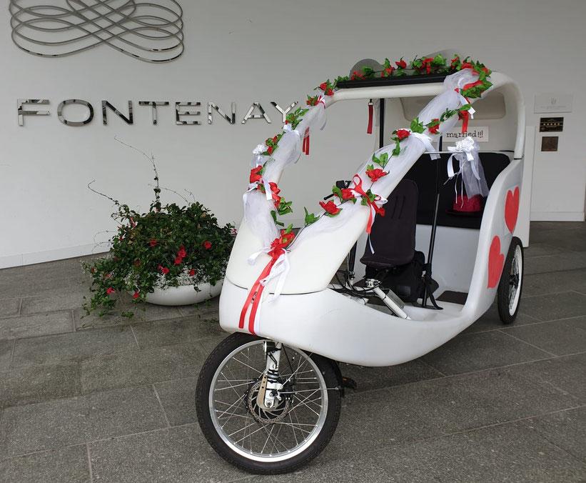 Hamburg by Rickshaw - The Fontenay - The Leading Hotels of the World