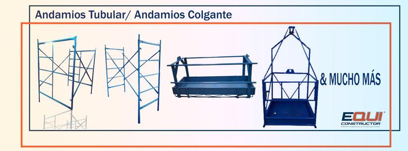 Andmios & Maquinaria Ligera