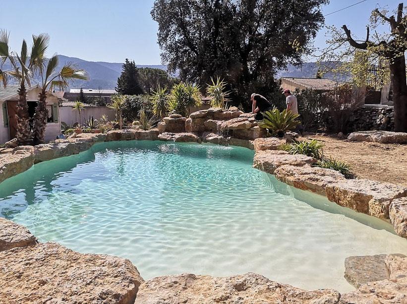 piscine 43000 euros