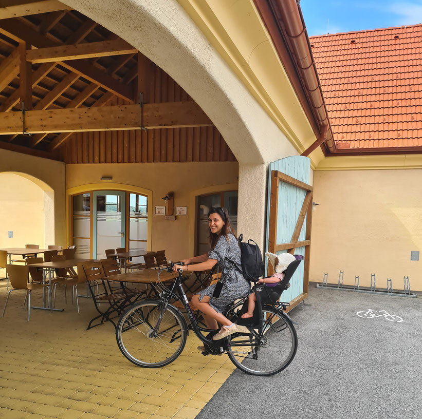 Fahrradverleih JUFA Neutal