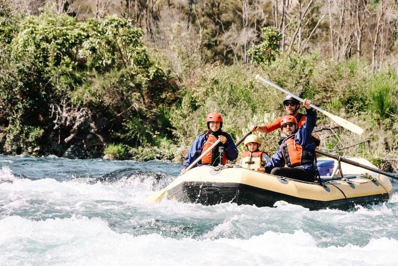 Tangariro Rafting