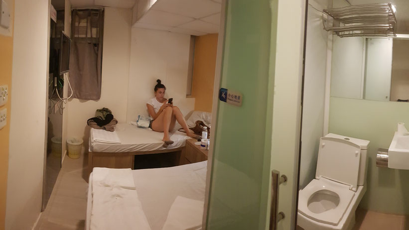 Zimmer in der Innenstadt