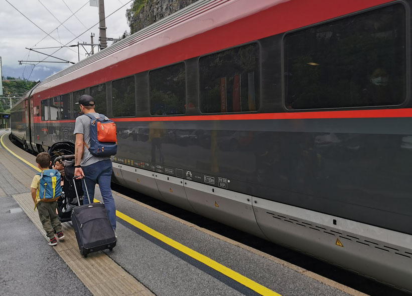 Bahnhof Pitztal
