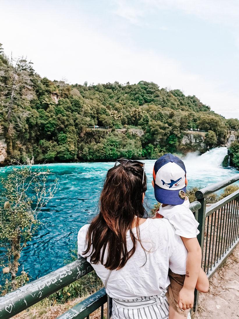 Die Huka Falls