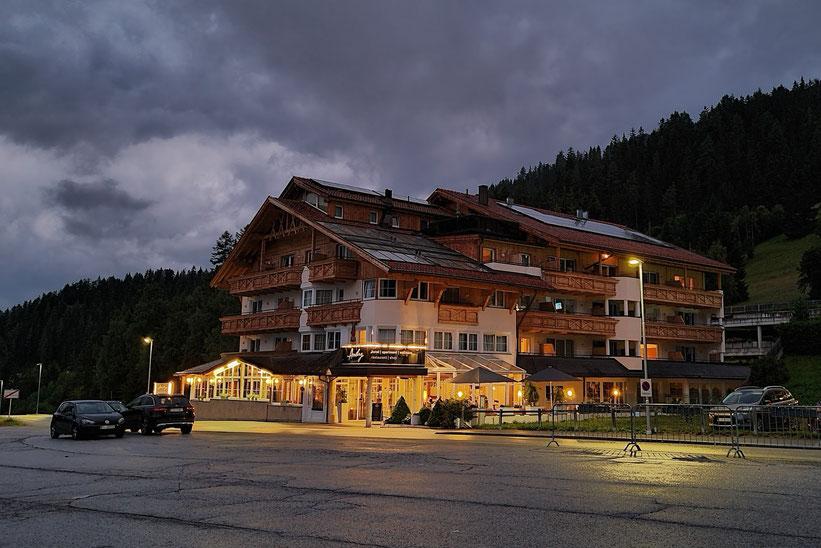 Hotel Andy in Jerzen