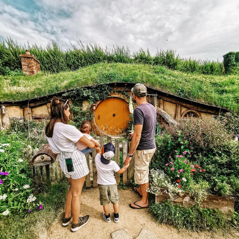 Hobbiton Familie