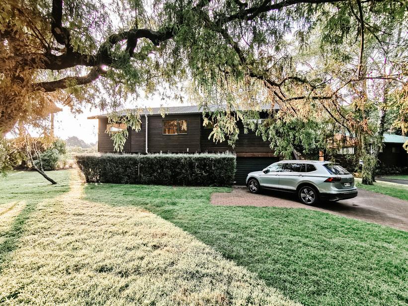 Tangariro Lodge Neuseeland Familie
