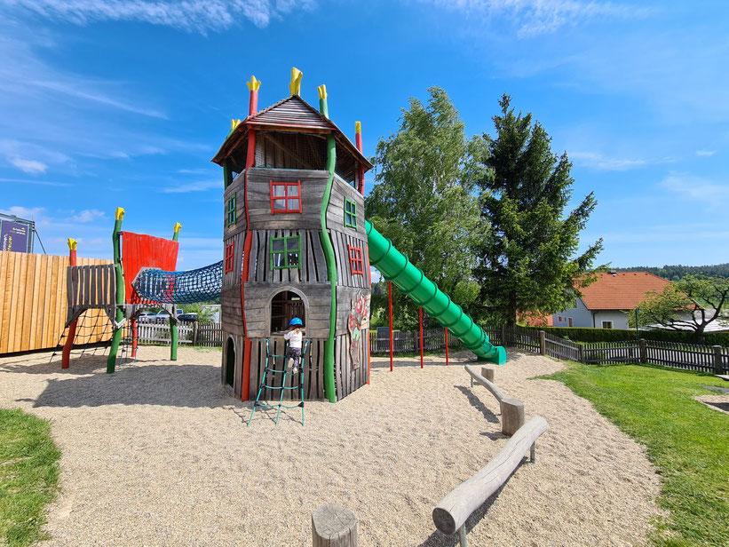 Spielplatz Wex-Trails