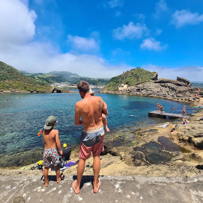 Islet of Vila Franca do Campo Baby Kleinkind Kind