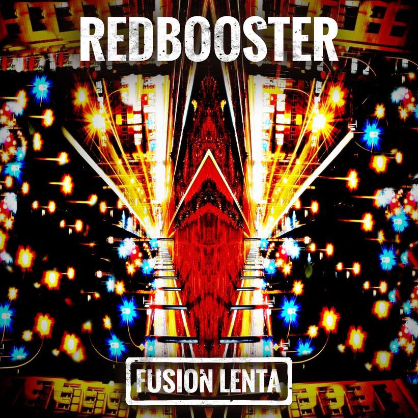 Portada Cover álbum Fusión Lenta de Red booster