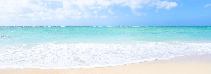 海水の写真