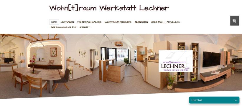 Zirbe Zirbenholz Wohntraum Werkstatt Lechner