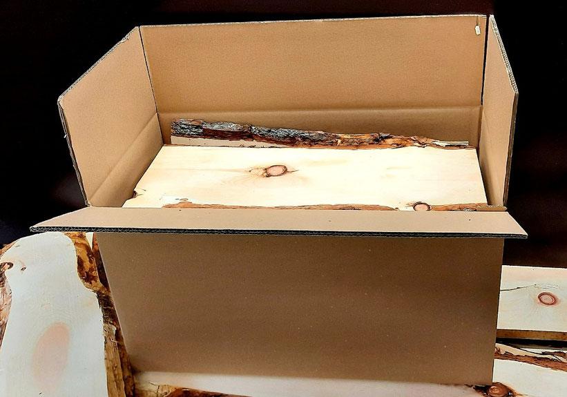 Zirben Holz Kaufen zum besten Preis! Versand im Karton, Zirbenholz Bretter!