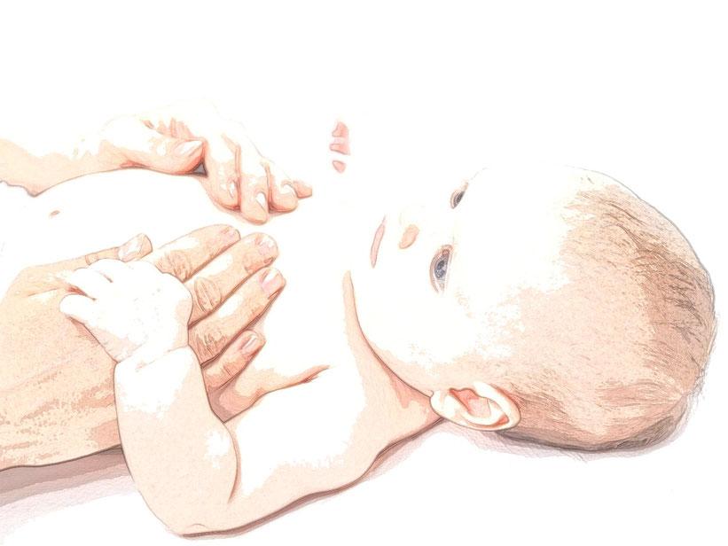 Live online-Kurs     Die Psychologie einer guten Bindung.     Wie genau sieht die SCHLECHTE Bindung aus?     Was kann die Babymassage wirklich!      Emotionale Erste Hilfe bei meinem Kind?        Fußreflex-Druckakupunktur     Ätherische Öle & No-goes!