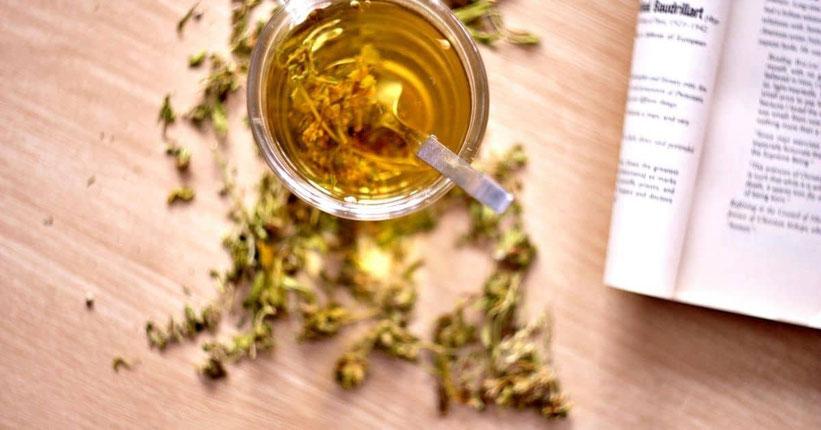 Wie man die Potenz von Cannabis-Tee berechnet