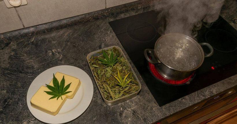 Bevor Sie Beginnen Cannabis Butter herzustellen