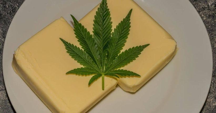 Welche Art Butter für Cannabisbutter