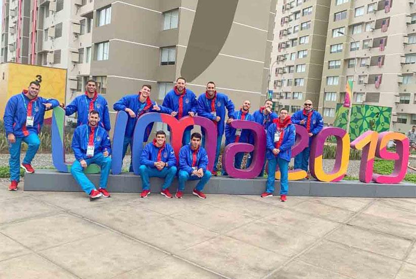 La Selección Mayor de Puerto Rico inicia en Lima su participación ante el equipo anfitrión / Foto Facebook FPV