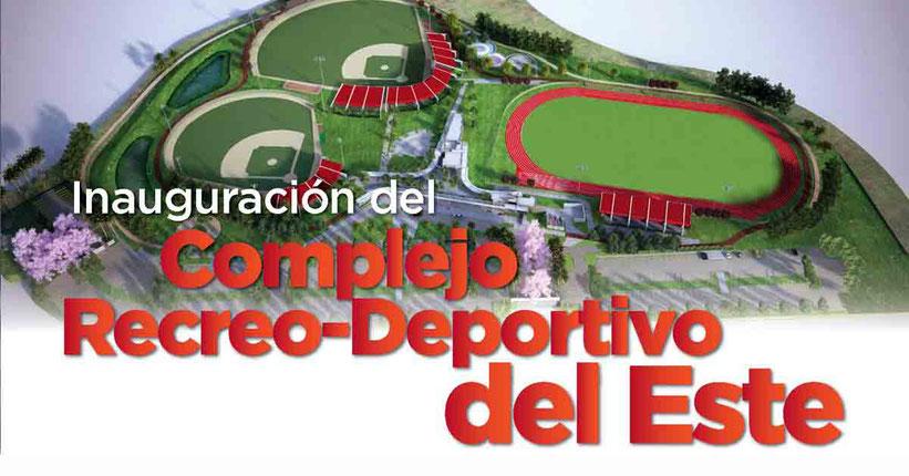 A las 12:45 se inaugurará el campo de fútbol. El complejo está ubicado en la Carretera 183, en la intersección con la Carretera 788 de Caguas / Foto Caguas Deportes en Facebook